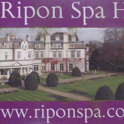 Ripon Spa Hotel – North Yorkshire